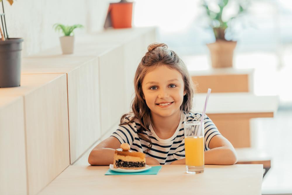 Alimentação da criança