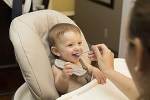 Alimentação complementar do bebê