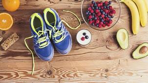 Alimentos antioxidantes para corredores