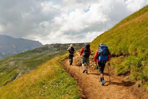 Nutrição esportiva: confira aqui as dicas de nutricionista para a alimentação adequada para o trekking e montanhismo.