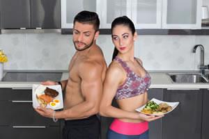 Proteína animal e proteína vegetal
